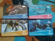 Four tickets to SeaWorld Nights for 6/21. in Vista, California