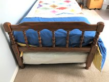 Twin Trundle Bed in Joliet, Illinois