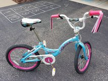 Girls bike in Aurora, Illinois