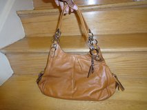 Authentic Cognac Coach handbag in Bolling AFB, DC