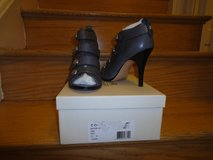 Authentic Grey Coach booties in Fort Belvoir, Virginia
