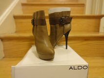 Authentic Aldo booties in Fort Belvoir, Virginia