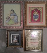 Authentic Indian Art/Picture Frames in Fort Campbell, Kentucky