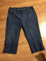 Jean Stretch Capris- (22/24) in Naperville, Illinois