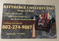 Bathrooms, Kitchens, Tile Showers, Decks, Roofs, Flooring and more...View us on Facebook to see ... in Pleasant View, Tennessee