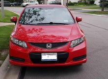 Honda Civic for sale in Plainfield, Illinois