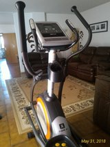 Excellent Condition ProForm Elliptical iSeries 785 F in Ramstein, Germany