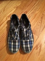 Keds plaid gym shoe in Bartlett, Illinois