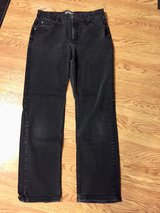 Black Jeans - Relaxed fit (10 M) in Joliet, Illinois