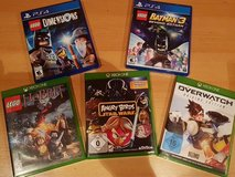 PS4/XBOX ONE games in bookoo, US