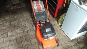 Self Propelled gas Lawn mower with bag 6.75 HP in Ramstein, Germany