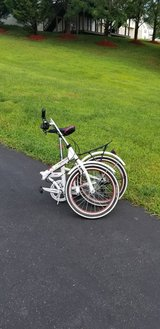 Folding bike 20 inch, lightweight aluminium in Quantico, Virginia