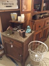 Vintage side table/cabinet in Elgin, Illinois