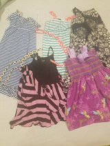 Little Girl's Dresses and shorts fits 4-6 in Okinawa, Japan