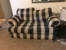 sofa and loveseat in Baytown, Texas
