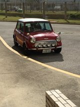 Rover Mini Cooper 1996 in Misawa AB, Japan