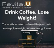 Revital U smart Brew in Conroe, Texas