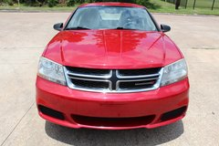 2013 Dodge Avenger SE - One Owner in CyFair, Texas