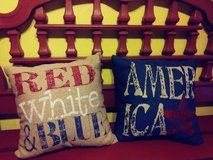 throw pillows in The Woodlands, Texas