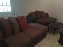 3 piece Living room set (sectional) in Fort Leonard Wood, Missouri
