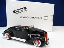 1936 Ford Hot Rod Model Die Cast Car in Pearland, Texas