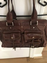 Brown/black purse in Bolling AFB, DC