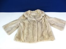 Fine Mink Fur Coat by C.R. Cook in Pearland, Texas