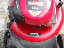 Gas Lawn Mower in Baumholder, GE