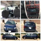 STOW N GO SEATS 2006 Chrysler Town Country LIMITED/TV/DVD 130,000 Miles RUNS GREAT $2500 in Plainfield, Illinois