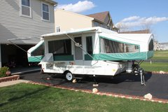 Viking Pop-up Camper,  2002 in Plainfield, Illinois