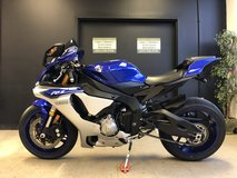 2015 YAMAHA YZF-R1 SPORTBIKE UNLEADED GAS in Fort Campbell, Kentucky