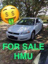 2011 Chevy Impala in Beaufort, South Carolina
