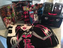 Monster High Bundle in Plainfield, Illinois