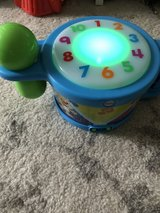 Musical baby drum in Plainfield, Illinois