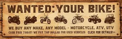 we BUY ALL MOTORCYCLES call 01703070155 in Ramstein, Germany