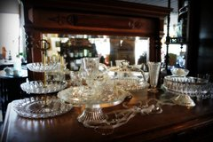 Many new arrivals at Angel Antiques in Baumholder, GE