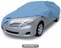 Car cover in Beaufort, South Carolina