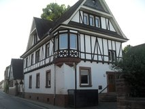 For Rent!!  Historical German Half-Timbered House in Hochspeyer in Ramstein, Germany