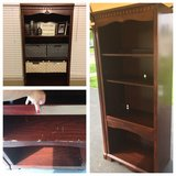 Storage cabinet, media cabinet, book case etc.... in Plainfield, Illinois