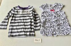 Girls tops - size 3T in Naperville, Illinois