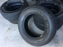 Bridgestone A/T tires (5) in The Woodlands, Texas