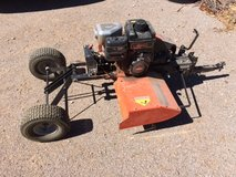 DR tow behind tiller cultivator with remote in Las Cruces, New Mexico