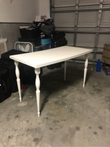 white table in Beaufort, South Carolina