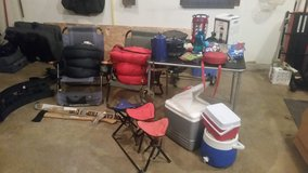 Camping gear Galore in Plainfield, Illinois