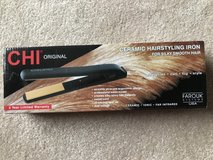 CHI CERAMIC HAIR STYLING IRON- NEW in Naperville, Illinois