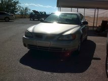2001 PONTIAC GRAN AM SE in Alamogordo, New Mexico