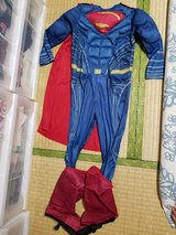 Superman costume in Okinawa, Japan