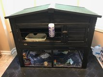 Large Rabbit Hutch in Fort Campbell, Kentucky