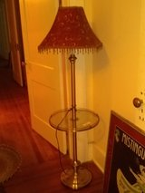 Beaded lamp in Kingwood, Texas