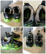 Boys *LIGHT Up* TMNT Tennis Shoes in Travis AFB, California
